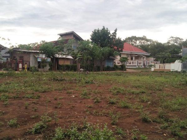 Dijual Murah Tanah datar di Untung Suropati, Bandar Lampung