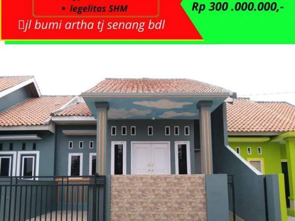 Rumah Murah Tanjung Senang
