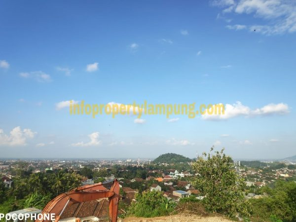 Tanah Kavling Murah View Kota Bandar Lampung, Subaru Land