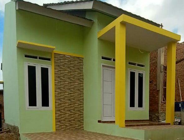 rumah murah kredit syariah