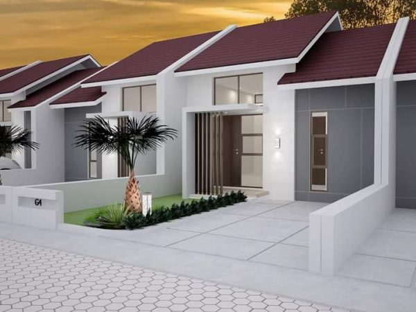 Rumah Murah Minimalis Modern di Sukabumi BELITUNG Cluster
