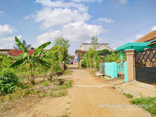 Dijual Tanah Murah di Kampung Baru Unila, Cocok untuk Kost-kosan