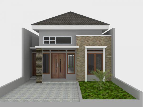 rumah murah minimalis modern di tanjung senang
