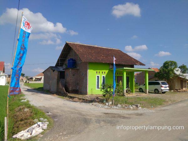 Tanah Kavling Murah Kredit Syariah di Tanjung Senang, Bandar Lampung