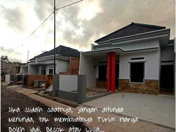 Rumah Murah Modern Minimalis di Turi Raya, Bandar Lampung