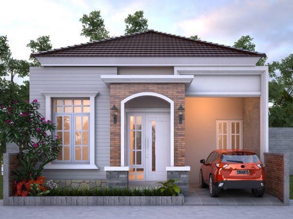 Rumah Murah Minimalis Modern di Labuhan Ratu Bandar Lampung BINAR Cluster 2