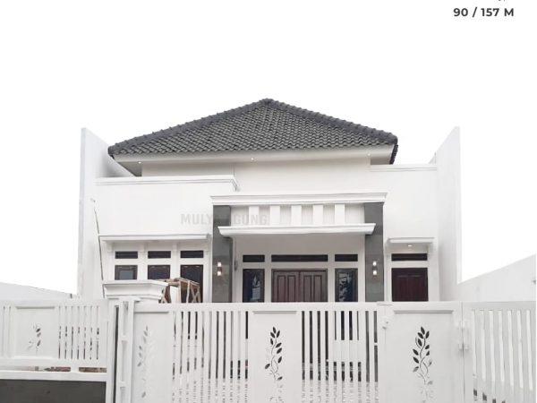 Rumah Mewah dijual di Tanjung Senang Bandar Lampung