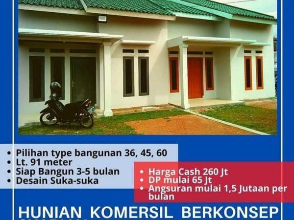 rumah dijual kredit syariah tanpa bank