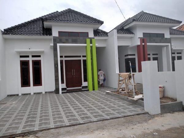 Rumah dijual di Sukarame dekat Kampus UIN, Siap Huni.