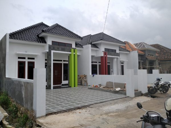 Rumah dijual di Sukarame