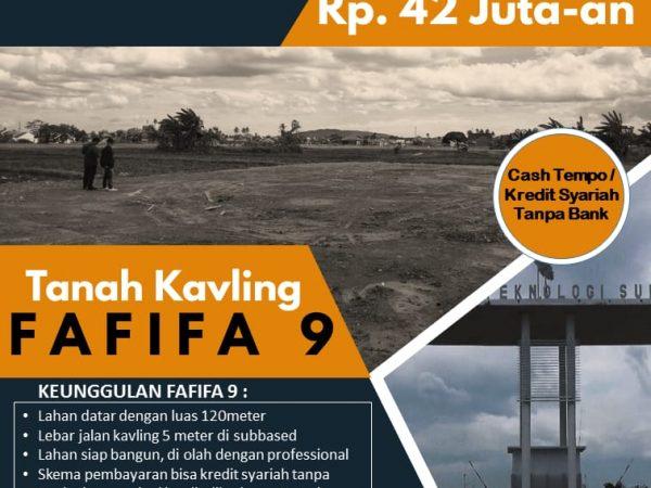 Tanah Kavling Bandar Lampung Itera