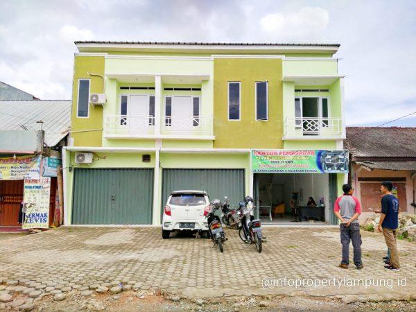 Ruko Murah di Rajabasa Bandar Lampung
