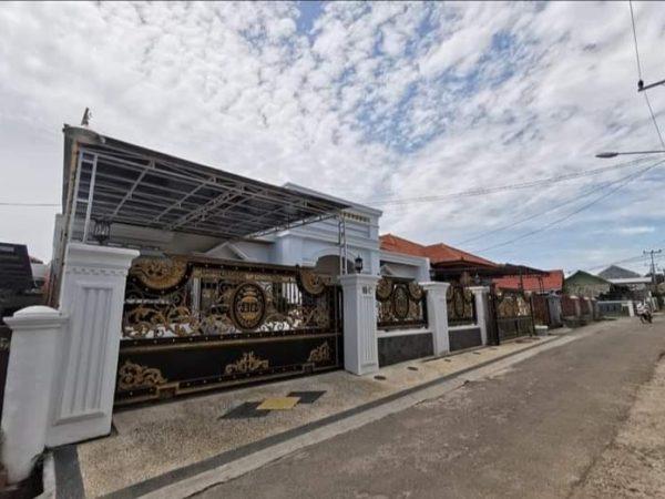 Rumah Mewah dijual Murah di Panglima Polim Bandar Lampung